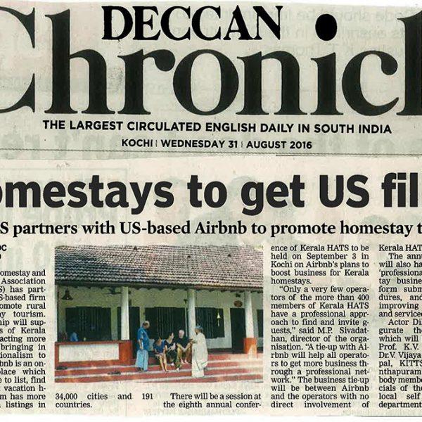 Deccan Chronicle -2012