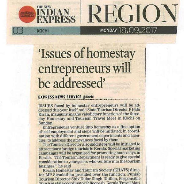 Indian Express – 2017
