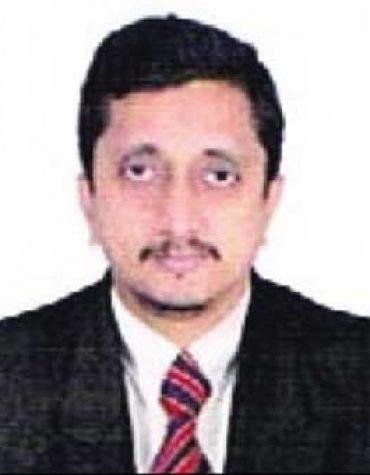 B.P Raghuraj