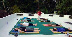 Yogalife homestay.